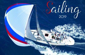 2019 sailing calendar