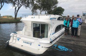 Bareboat Barge Charter