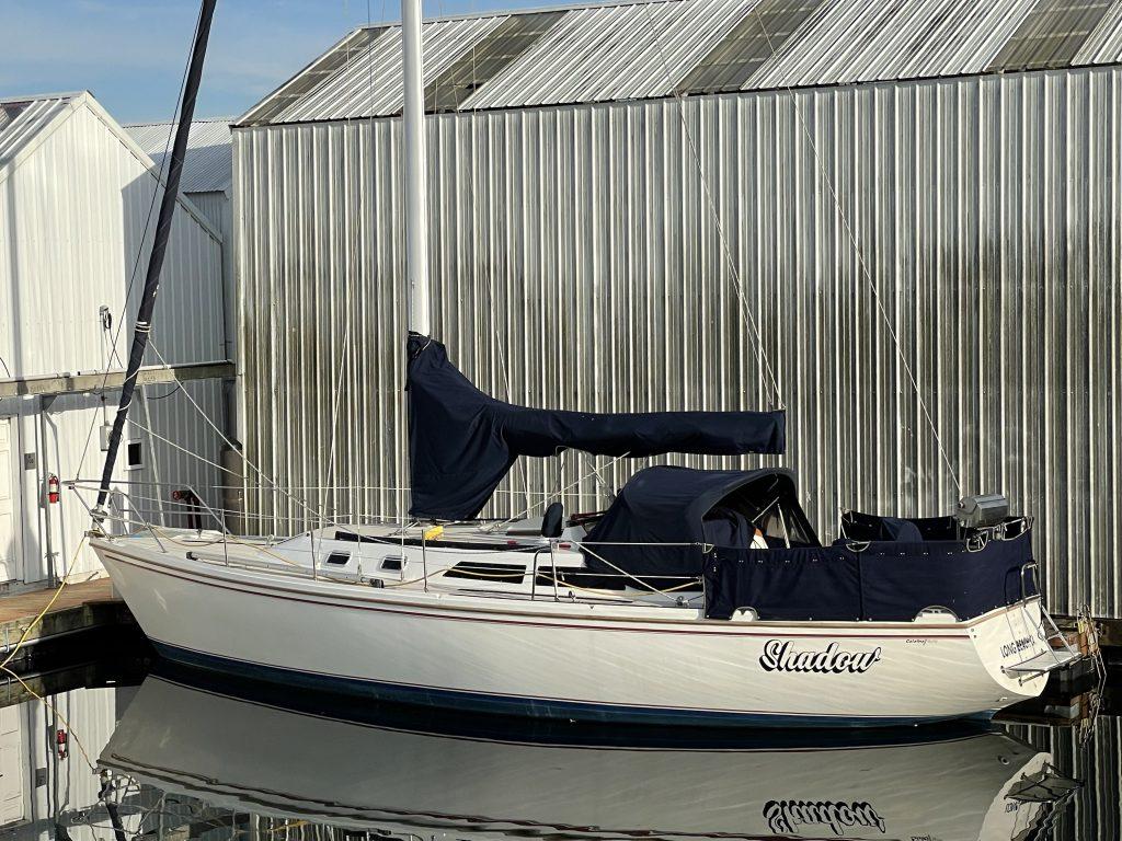 S/V Shadow - 1987 Catalina 36 sailboat